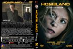 Homeland: Season 5 Volume 2 (2015) R0 Custom Cover & labels