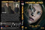 Homeland: Season 5 Volume 2 (2015) R0 Custom Cover & labels