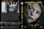 Homeland: Season 5 Volume 1 (2015) R0 Custom Cover & labels