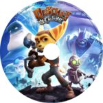 Ratchet and Clank the movie (2016) R0 CUSTOM Label
