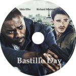Bastille Day (2016) R0 CUSTOM Label