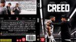 Creed (2015) R2 Blu-Ray Dutch Cover