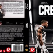 Creed (2015) R2 Blu-Ray Dutch Cover