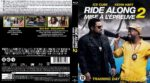 Ride Along 2 (2016) R2 Blu-Ray Dutch Cover