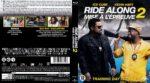 Ride Along 2 (2016) R2 Blu-Ray Dutch Cover