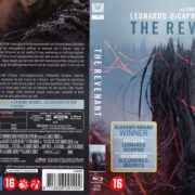 The Revenant (2015) R2 Blu-Ray Dutch Cover
