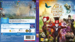 Alice Through The Looking Glass (2016) R2 Blu-Ray Nordic Cover