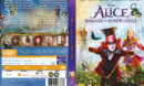 Alice Through The Looking Glass (2016) R2 DVD Nordic Cover