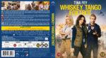 Whiskey Tango Foxtrot (2016) R2 Blu-Ray Nordic Cover