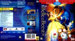 Belle en het Beest 3D (1991) R2 Blu-Ray Dutch Cover