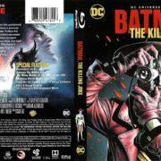Batman The Killing Joke (2016) R1 Blu-Ray Cover