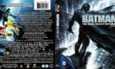 Batman The Dark Knight Returns, Part 1 (2012) R1 Blu-Ray Cover