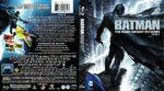 Batman The Dark Knight Returns, Part 1 (2012) R1 Blu-Ray Cover