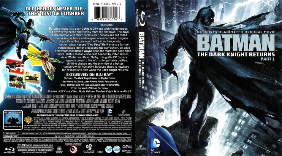 'Batman: The Dark Knight Returns, Part 1' Review | Screen Rant