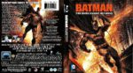Batman The Dark Knight Returns, Part 2 (2013) R1 Blu-Ray Cover