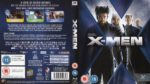 X-Men (2000) R2 Blu-Ray Cover
