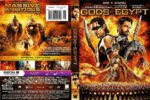 Gods of Egypt (2016) R1 DVD Cover