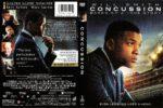 Concussion (2015) R1 DVD Cover