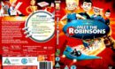 Meet the Robinsons (2007) R2 DVD Cover