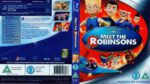 Meet the Robinsons (2007) R2 Blu-Ray Cover
