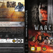 Warcraft - The Beginning (2016) R2 Blu-Ray Nordic Cover