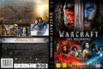 Warcraft – The Beginning (2016) R2 DVD Nordic Cover