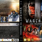 Warcraft - The Beginning (2016) R2 DVD Nordic Cover