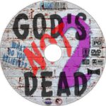 God's Not Dead 2 (2016) R1 Custom Label