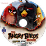 The Angry Birds Movie (2016) R1 Custom Label