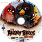 The Angry Birds Movie (2016) R1 Custom Label