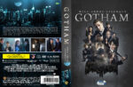 Gotham – Season 2 (2016) R2 Custom DVD Swedish Cover