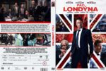 London Has Fallen (2016) R2 DVD Custom Czech Cover