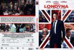 London Has Fallen (2016) R2 DVD Custom Czech Cover