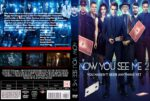 Now You See Me 2 (2016) R0 CUSTOM Cover & Label