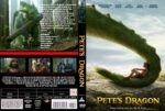 Petes Dragon (2016) R0 CUSTOM Covers & Label