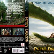Petes Dragon (2016) R0 CUSTOM Covers & Label