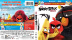 The Angry Birds Movie (2016) R1 Blu-Ray Cover