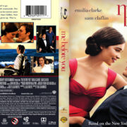 Me Before You (2016) R1 Blu-Ray Cover