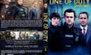 Line of Duty - Series 3 (2016) R1 Custom Cover & labels