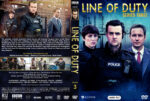 Line of Duty – Series 3 (2016) R1 Custom Cover & labels