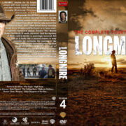 Longmire - Season 4 (2016) R1 Custom Covers & Labels