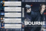 The Bourne Collection (5) (2002-2016) R1 Custom Cover