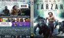 The Legend Of Tarzan (2016) R1 Blu-Ray Cover