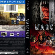 Warcraft (2016) R1 Blu-Ray Cover