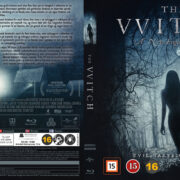 The Witch (2015) R2 Blu-Ray Nordic Cover