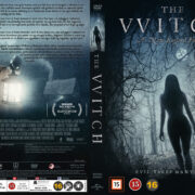 The Witch (2015) R2 DVD Nordic Cover