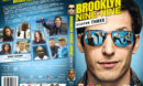 Brooklyn Nine-Nine - Season 3 (2016) R2 DVD Nordic Cover