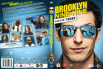 Brooklyn Nine-Nine – Season 3 (2016) R2 DVD Nordic Cover