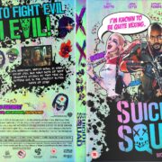 Suicide Squad (2016) R0 Custom Blu-Ray Cover
