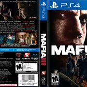 Mafia 3 (2016) USA PS4 Custom Cover